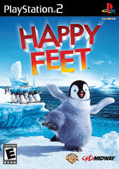 Happy Feet (Playstation 2 / PS2) Pre-Owned: Game, Manual, and Case