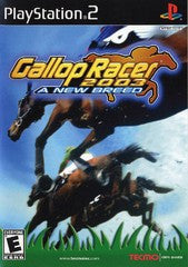 Gallop Racer 2003: A New Breed (Playstation 2 / PS2) Pre-Owned: Game and Case