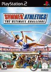 Summer Athletics The Ultimate Challenge (Playstation 2 / PS2) Pre-Owned: Game, Manual, and Case