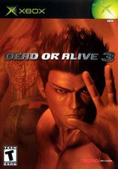 Dead or Alive 3 (Xbox) Pre-Owned: Game and Case