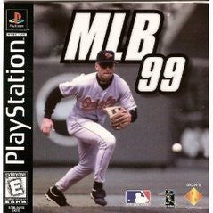 MLB '99 (Playstation 1) Pre-Owned: Game, Manual, and Case
