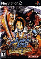 Shaman King Power of Spirit (Playstation 2 / PS2) Pre-Owned: Game, Manual, and Case