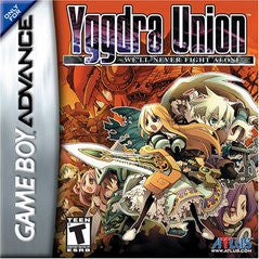 Yggdra Union (Nintendo Game Boy Advance) NEW