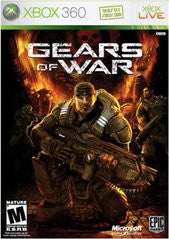Gears of War (Xbox 360) Pre-Owned: Game, Manual, and Case
