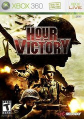 Hour Of Victory (Xbox 360) Pre-Owned: Game, Manual, and Case