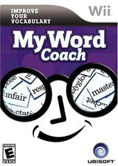 My Word Coach (Nintendo Wii) Pre-Owned: Game, Manual, and Case