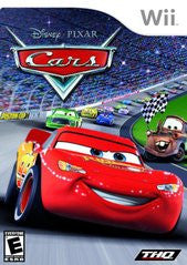 Cars (Disney / Pixar) (Nintendo Wii) Pre-Owned: Disc(s) Only