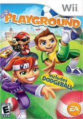 Playground (Nintendo Wii) Pre-Owned: Game, Manual, and Case