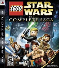 Lego Star Wars: The Complete Saga (Playstation 3) Pre-Owned: Game, Manual, and Case