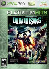 Dead Rising (Xbox 360) Pre-Owned: Game, Manual, and Case