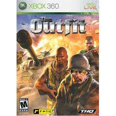The Outfit (Xbox 360) Pre-Owned: Game, Manual, and Case