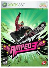 Amped 3 (Xbox 360) Pre-Owned: Game, Manual, and Case