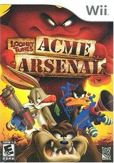 Looney Toons: Acme Arsenal (Nintendo Wii) Pre-Owned: Game, Manual, and Case