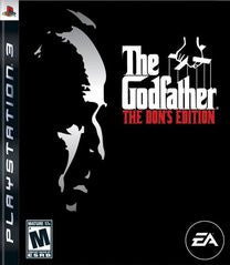 The Godfather The Don's Edition (Playstation 3) Pre-Owned: Game, Manual, and Case