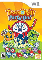 Tamagotchi Party On (Nintendo Wii) Pre-Owned: Game, Manual, and Case