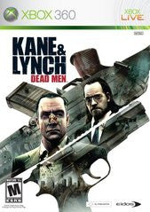 Kane and Lynch Dead Men (Xbox 360) Pre-Owned: Game and Case