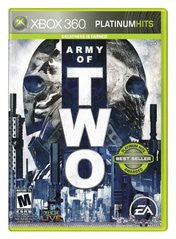 Army of Two (Xbox 360) Pre-Owned: Game, Manual, and Case