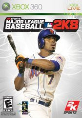 Major League Baseball 2K8 (Xbox 360) Pre-Owned: Game, Manual, and Case