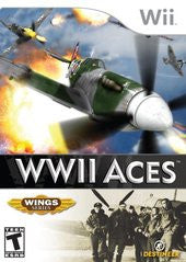WWII Aces (Nintendo Wii) Pre-Owned: Game, Manual, and Case