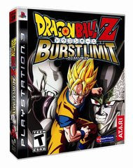 Dragon Ball Z Burst Limit (Playstation 3) Pre-Owned: Game, Manual, and Case