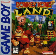 Donkey Kong Land (Nintendo Game Boy) Pre-Owned: Cartridge Only