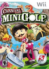 Carnival Games Mini Golf (Nintendo Wii) Pre-Owned: Game, Manual, and Case