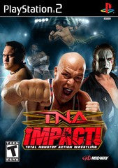 TNA Impact! (Playstation 2) Pre-Owned: Game, Manual, and Case