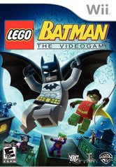 LEGO Batman The Videogame (Nintendo Wii) Pre-Owned: Game, Manual, and Case