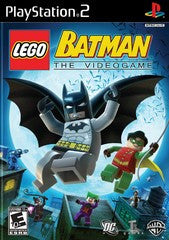 LEGO Batman The Videogame (Playstation 2 / PS2) Pre-Owned: Game, Manual, and Case