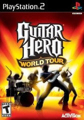 Guitar Hero World Tour (game only) (Playstation 2 / PS2) Pre-Owned: Game, Manual, and Case