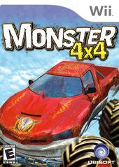 Monster 4X4 (Nintendo Wii) Pre-Owned: Game, Manual, and Case