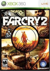 Far Cry 2 (Xbox 360) Pre-Owned: Disc(s) Only
