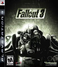 Fallout 3 (Playstation 3) Pre-Owned: Game, Manual, and Case