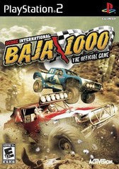 SCORE International Baja 1000 (Playstation 2 / PS2) Pre-Owned: Game, Manual, and Case