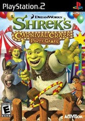 Shrek's Carnival Craze (Playstation 2) Pre-Owned: Game, Manual, and Case