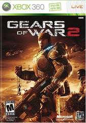 Gears of War 2 (Xbox 360) Pre-Owned: Game, Manual, and Case