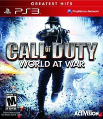 Call of Duty: World at War (Playstation 3) Pre-Owned: Game, Manual, and Case