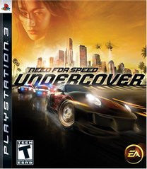 Need for Speed Undercover (Playstation 3) Pre-Owned: Game, Manual, and Case