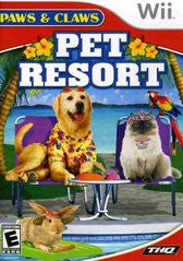 Paws & Claws Pet Resort (Nintendo Wii)