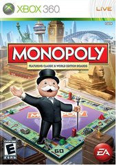 Monopoly (Xbox 360) Pre-Owned: Disc(s) Only