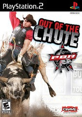 PBR: Out Of The Chute (Playstation 2) Pre-Owned: Game, Manual, and Case