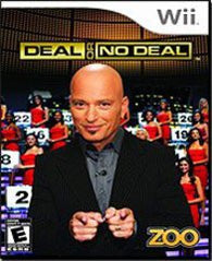 Deal or No Deal (Nintendo Wii) Pre-Owned: Game, Manual, and Case
