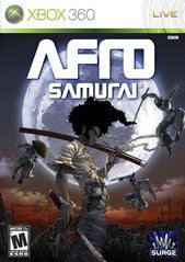 Afro Samurai (Xbox 360) Pre-Owned: Game, Manual, and Case