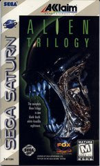 Alien Trilogy (Sega Saturn) Pre-Owned: Game, Manual, and Case