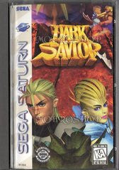 Dark Savior (Sega Saturn) Pre-Owned: Game, Manual, and Case