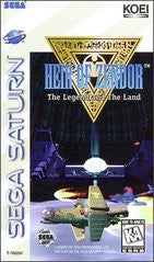 Heir of Zendor (Sega Saturn) Pre-Owned: Game, Manual, and Case
