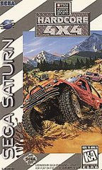 TNN Motorsports Hardcore 4x4 (Sega Saturn) Pre-Owned: Game, Manual, and Case*