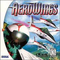 AeroWings (Sega Dreamcast) Pre-Owned: Game, Manual, and Case