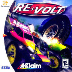 Re-Volt (Sega Dreamcast) Pre-Owned: Game, Manual, and Case