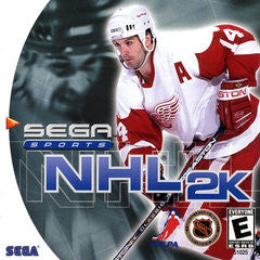 NHL 2K (Sega Dreamcast) Pre-Owned: Game, Manual, and Case